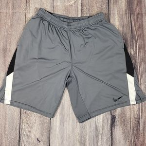Nike Dry Fit Athletic Shorts, Large